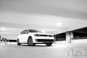 Clean Showroom Floor with the 2012 VW Jetta GLI