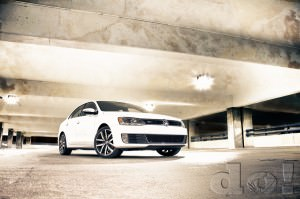 Grunge Texture with the 2012 VW Jetta