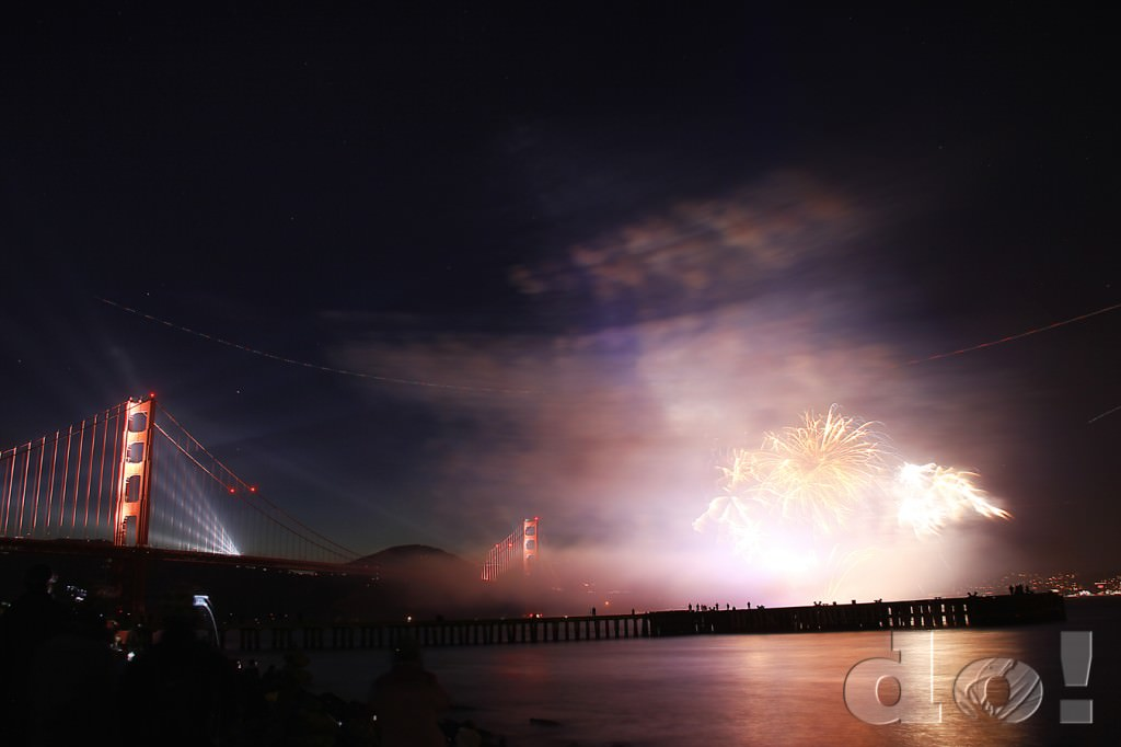 1Fireworks_GoldenGateBridge_75Anniversary_SanFrancisco_DustinOlsen by .