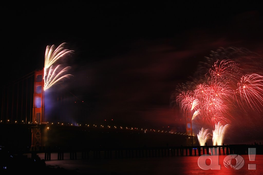 4Fireworks_GoldenGateBridge_75Anniversary_SanFrancisco_DustinOlsen by .