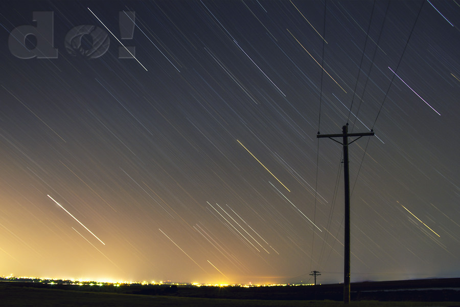 StarTrails_RexburgIdaho_DustinOlsen by .