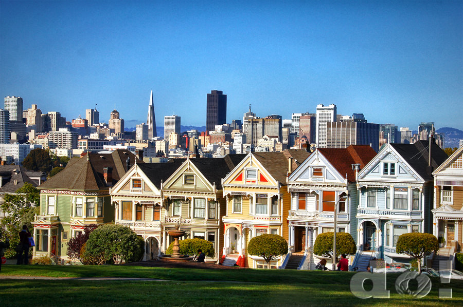 PaintedLadies_FullHouse_SanFrancisco_DustinOlsen by .
