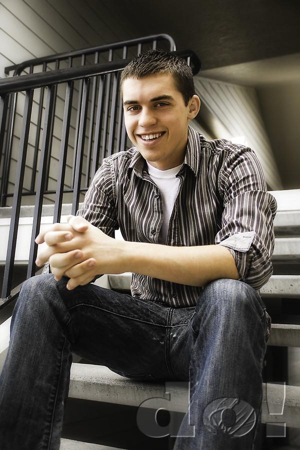 SeniorPortrait1_BrandonOlsen_DustinOlsen by Dustin Olsen.