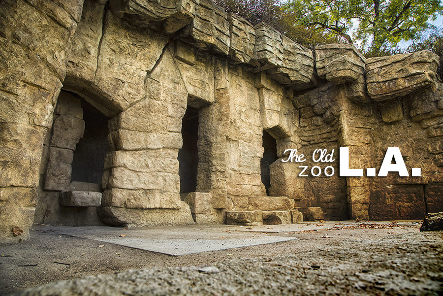 The Old Los Angeles Zoo