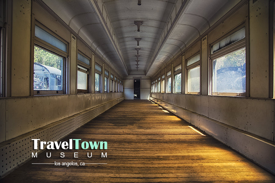 Travel Town Museum – Los Angeles, California