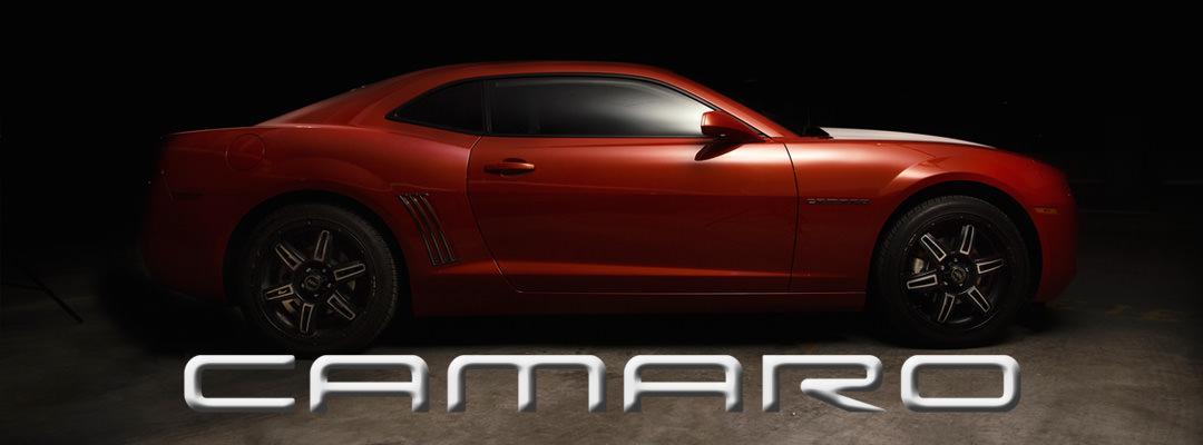 Chevy's American Heritage – 2010 Camaro