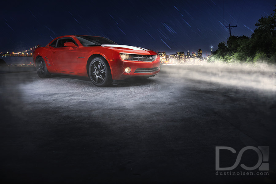 Chevy Camaro Composite