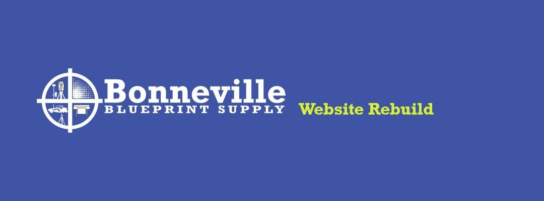 Website – Bonneville Blue