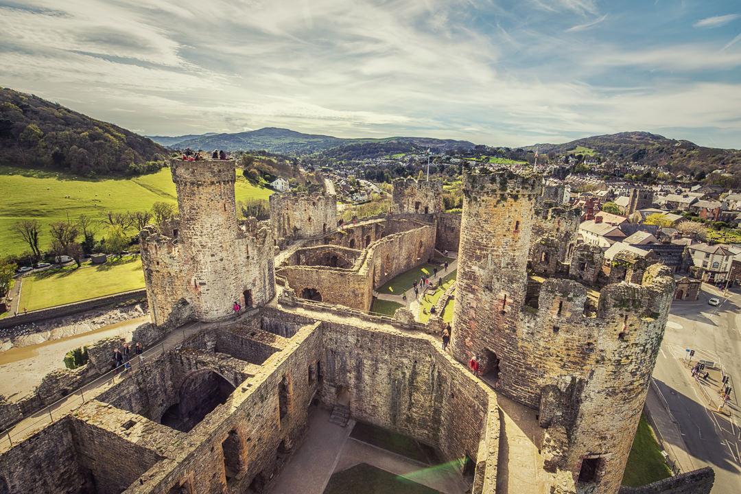 Conwy Castle – Wales